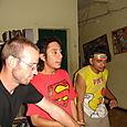 Kurt, Dave, and Josh