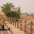 The Malian Border