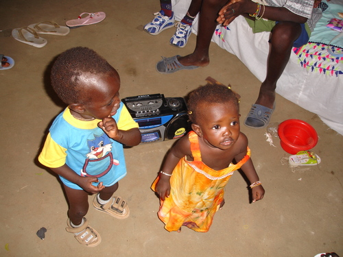 Aissata and Abdoulaye